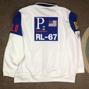 Polo Ralph Lauren RL 93 track jacket XXL 2XL